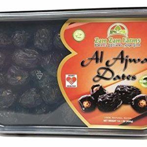 Al Ajwa Dates 400g No 1 Quality Dates imported from Saudi Arabia