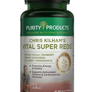 Purity Products - Vital Super Reds - 60 Veg Capsules