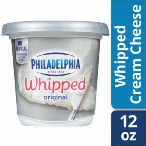 Expect More Philadelphia Original Whipped Cream Cheese Spread, 1 ct. / 12 oz