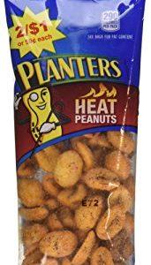 Planters Heat PeanutsTubes - 1.75 oz - 18 ct