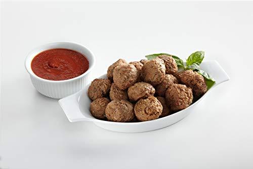 Beef Meatballs - Halal - Cooked Italian Style - 2-5 lb bag