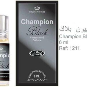 Champion Black - 6ml (.2 oz) Perfume Oil by AlRehab