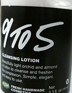 Lush 9 To 5 Cleansing Lotion 3.3 Fluid Ounces