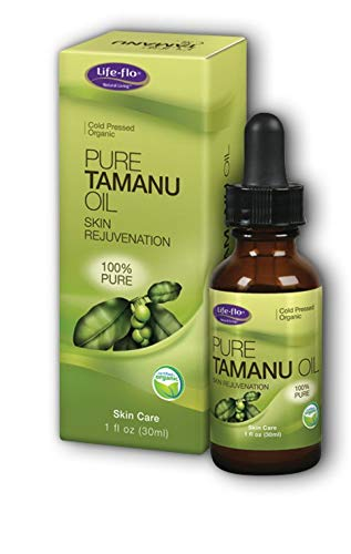 Life-flo Pure Tamanu Oil, 1-Ounce