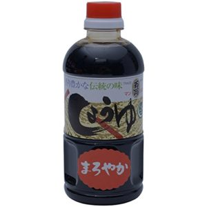 Ten thousand cars miso soy sauce halal certification brewed mellow soy sauce 500ml