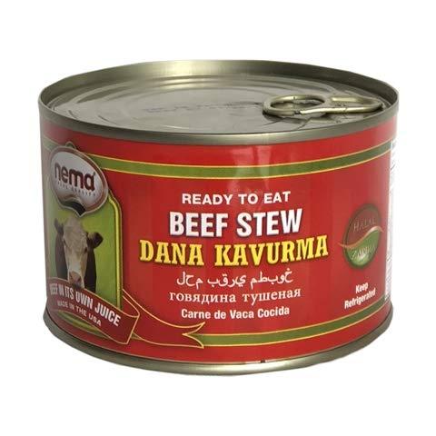 Nema Halal Beef Stew - Dana Kavurma
