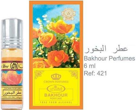 Bakhour - 6ml (.2 oz) Perfume Oil by Al-Rehab