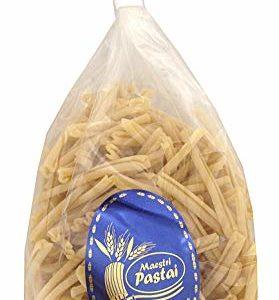 Maestri Pastai, Strozzapreti Pasta, Imported from Mercato San Severino, Italy, 17.66 oz