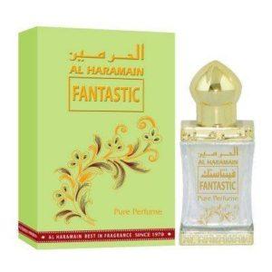 Fantastic Attar By Al-Haramain - 12 ml USA Seller-middle east.