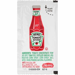 Heinz Ketchup Packets (750 Count)