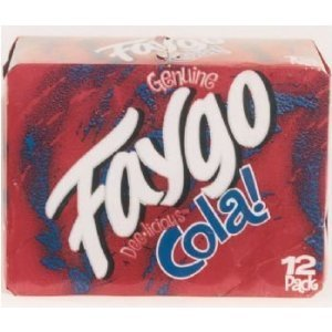 Faygo - Cola - 12 Pack of 12-oz. Cans