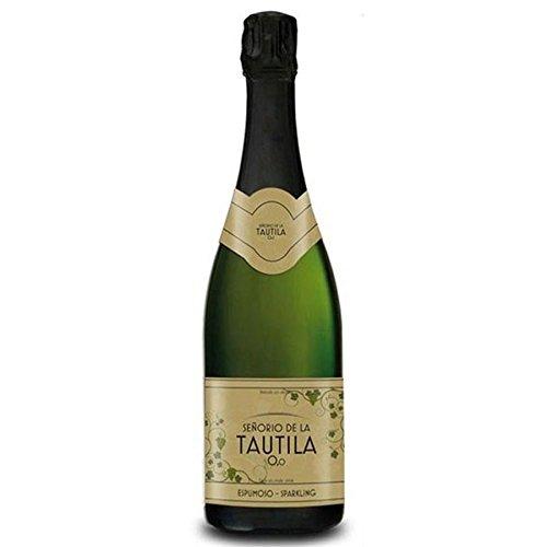 Señorío de la Tautila Espumoso Blanco Non-Alcoholic Sparkling White Wine 750ml