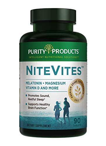 NiteVites Ultimate Night Time Supplementation 90 tablets, from Purity Products