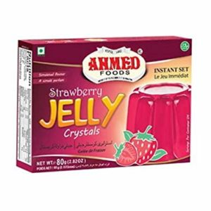 Ahmed Instant Set Lemon Jelly Crystals (Halal) - 2.99oz