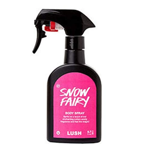 LUSH Snow Fairy Body Spray