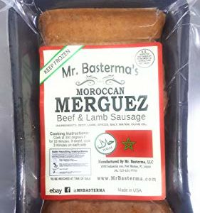MR BASTERMA HALAL MERGUEZ