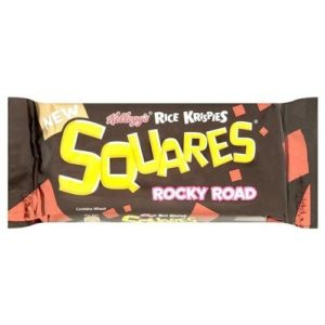 Kelloggs Rice Krispies Squares Chocolate Caramel 30X34g