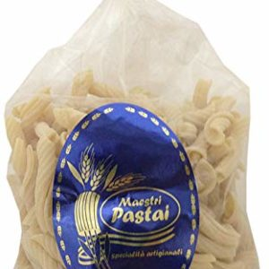 Maestri Pastai, Torchietti Pasta, Imported from, Imported from Mercato San Severino, Italy, 17.66 oz