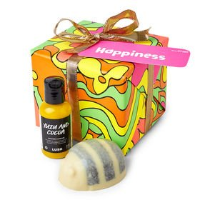 Lush Happiness Wrapped Gift