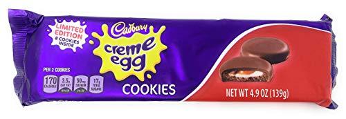 Cadbury Creme Egg Cookies - Limited Edition