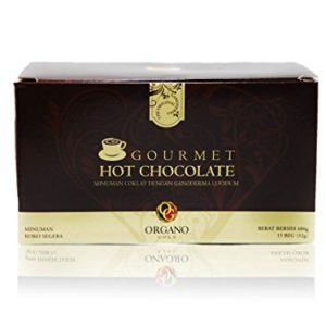 6 boxes Organo Gold Hot Chocolate