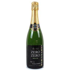 Élivo Zero Zero Deluxe Sparkling Non-Alcoholic Sparkling White Wine 750ml