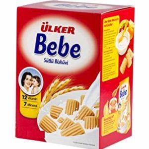 Ulker Baby Bebe Biscuits 800gr Box Halal