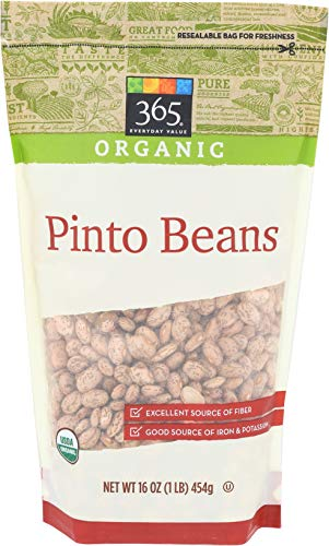 365 Everyday Value, Organic Pinto Beans, 16 oz