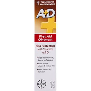 A+D First Aid Ointment 1.5 Ounce (44ml)
