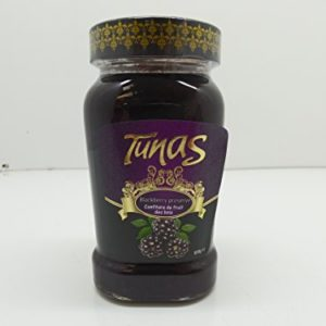 Tunas Blackberry Preserve 1.76 Lb (800 G), Turkish, Halal