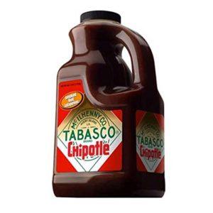 TABASCO Chipotle Pepper Sauce - Half Gallon (64 oz.)