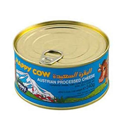 Happy Cow Halal Austrian Processed Cheese 340 g