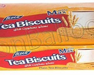 Halal Bisco Misr Tea Biscuits 12 Peice 384