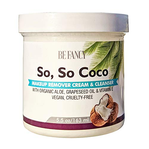 So, So Coco Makeup Remover & Cleanser Cream