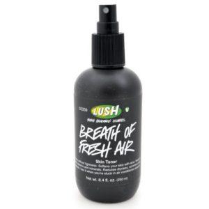 Lush Breath of Fresh Air Toner Water for All Skin Types 8.4 Fl Oz (100ml)