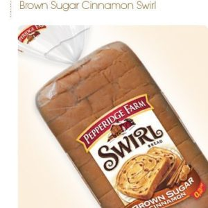 Pepperidge Farm Swirl Bread, Brown Sugar Cinnamon (Pack of 3)