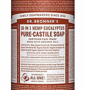 Dr. Bronner's Pure-Castille Liquid Soap - Citrus, 32 Oz