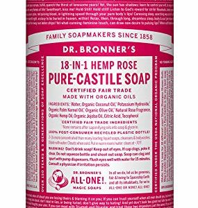 Dr. Bronner's Pure-Castille Liquid Soap - Citrus, 32 Oz