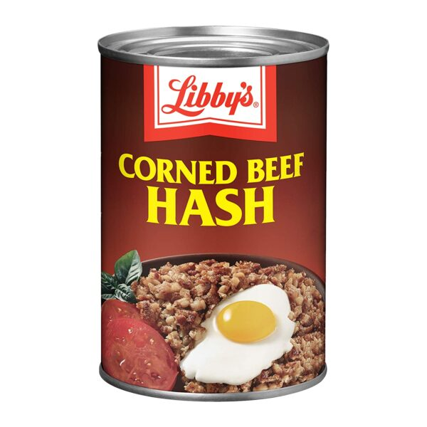 Libby's Corned Beef Hash, 15 Ounce