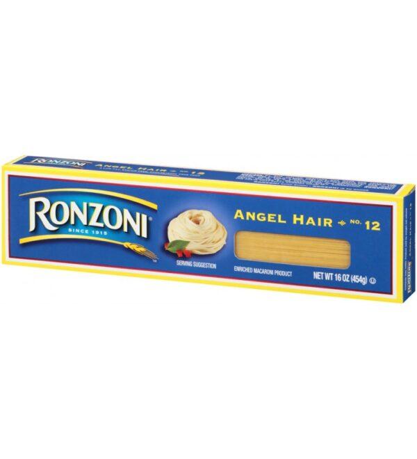 Ronzoni Angel Hair, 16 oz (Pack of 20)