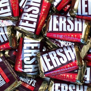 Hershey's Special Dark Chocolate Miniatures 3lb (Free Cold Pack)