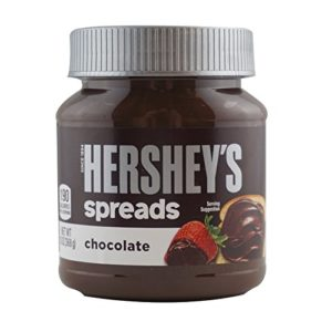 Hershey's Spreads in Chocolate Flavor, 13-Ounce Jar