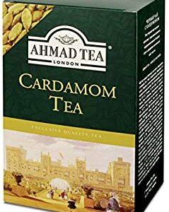 Ahmad Tea Cardamom Tea, 20 Count (Pack of 6)
