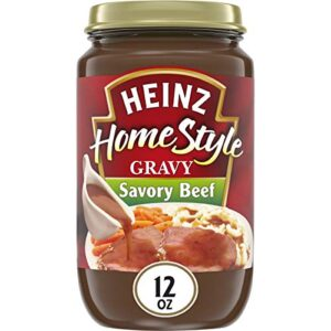 Heinz Homestyle Savory Beef Gravy - 12 oz