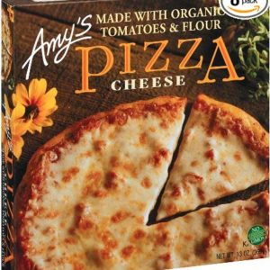 Amy's Cheese Pizza, Organic, 13-Ounce Boxes (Pack of 8)