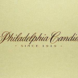 Philadelphia Candies Dark Chocolate Peanut Butter Truffles Net Wt 1 lb