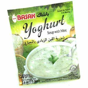 Basak Halal Yogurt Mint Soup 75g