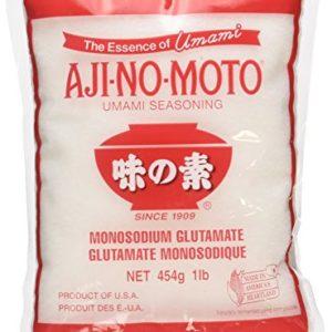 Ajinomoto MSG in Plastic Bag, 16 Ounce