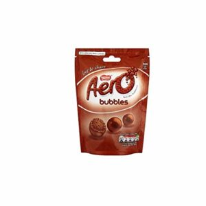 Aero Milk Chocolate Bubbles Bag 113g