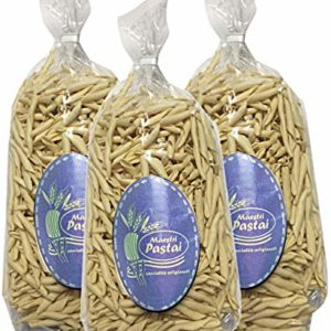 Maestri Pastai, Fusilli Pasta (Pack of 3), Imported from Mercato San Severino, Italy, 17.66 oz (each)